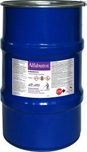 АЛФАБУТОКС / ALFABUTOX - инсектицид за борба с летящи (мухи, комари) и пълзящи (хлебарки, мравки) насекоми в битови сгради, индустриални обекти