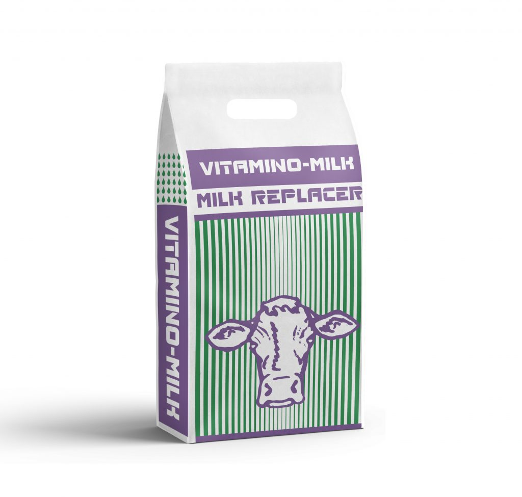 ВИТАМИНО-МИЛК - Витаминолактозен допълващ млекозаместител