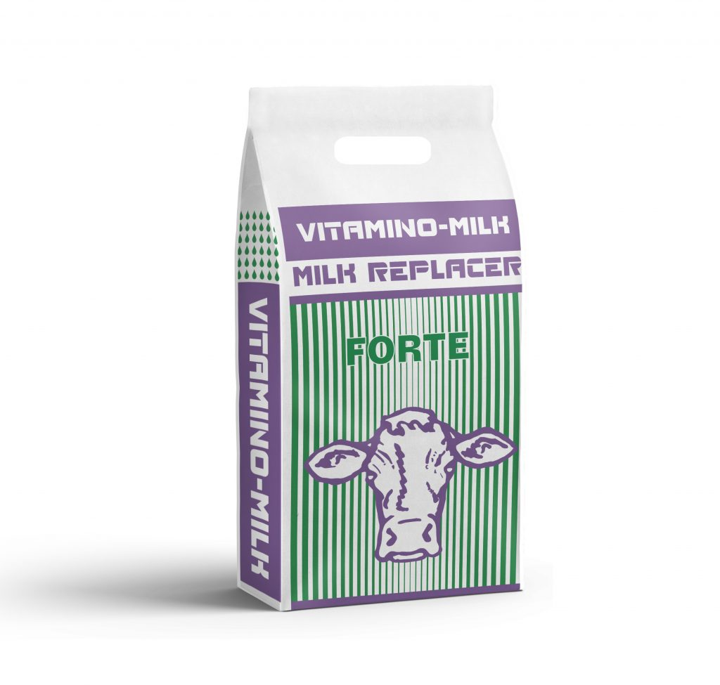 ВИТАМИНО-МИЛК ФОРТЕ - Витаминолактозен допълващ млекозаместител