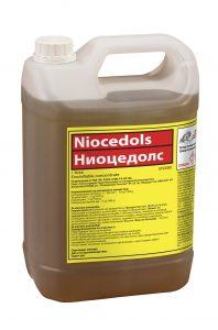 НИОЦЕДОЛС - препарат за борба срещу кърлежи, бълхи, въшки, скакалци, дървеници